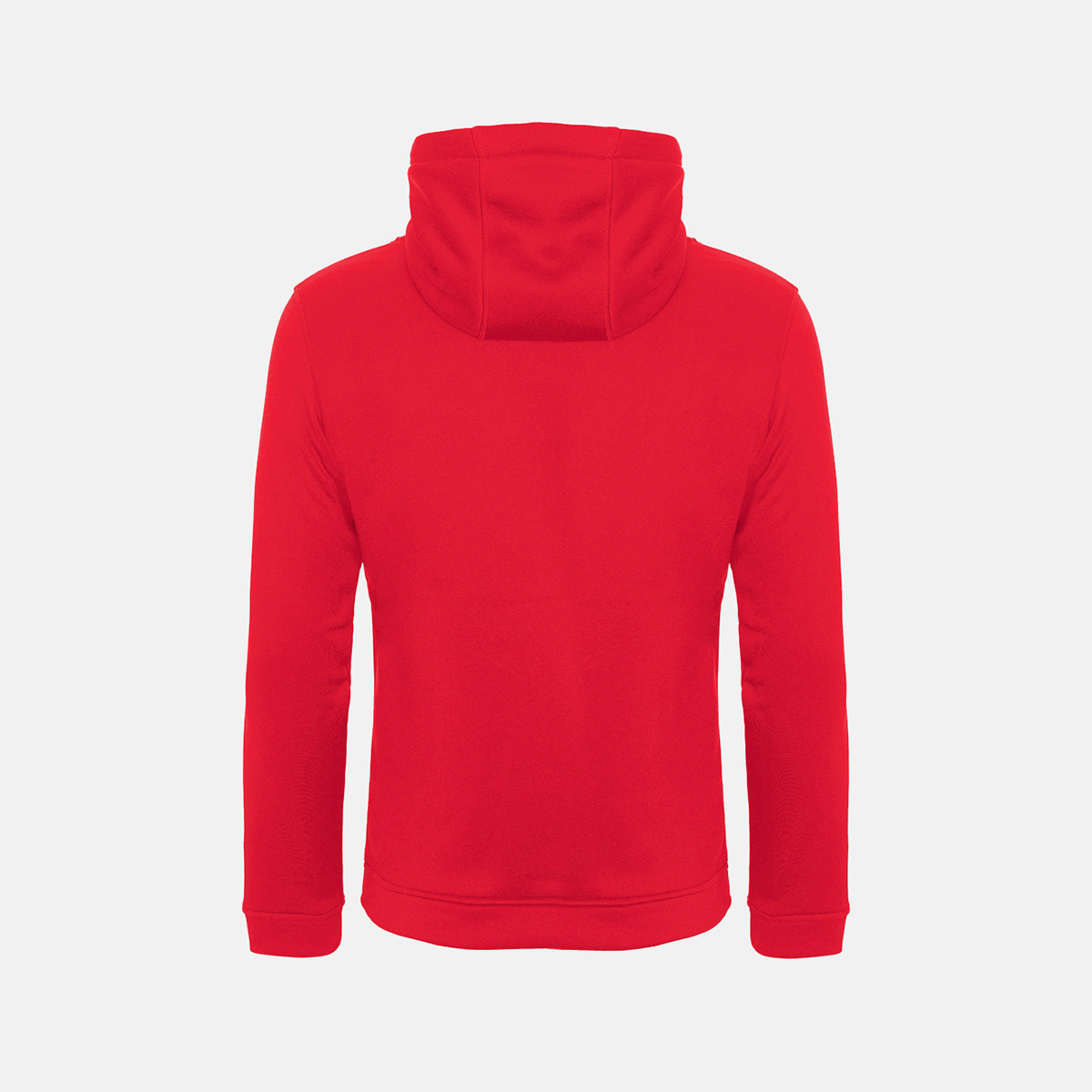 MAN'S DOHA HOODED PULLOVER RED