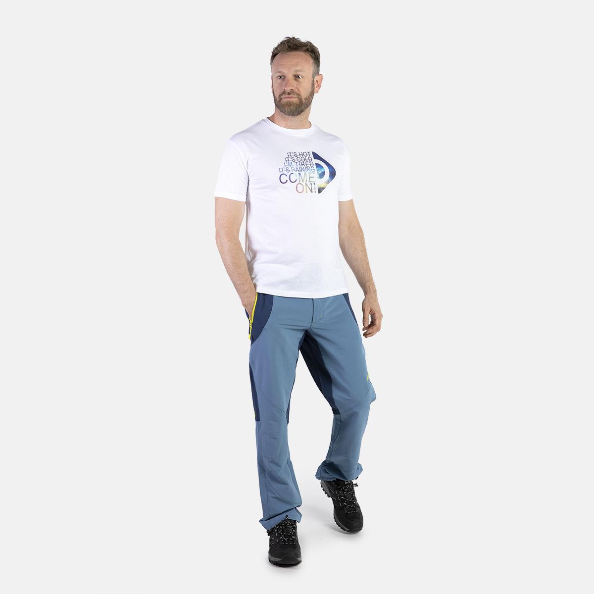 MAN'S ALABAMA SHORT SLEEVE T-SHIRT WHITE