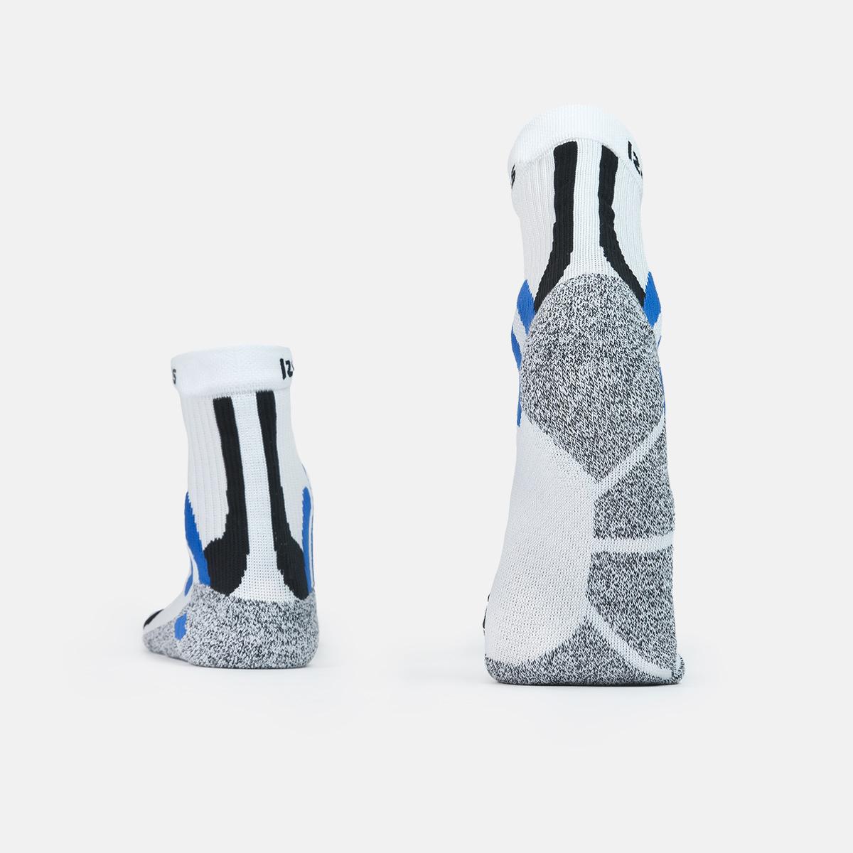 UNISEX'S BERCHT SOCK (2 PAIRS) WHITE