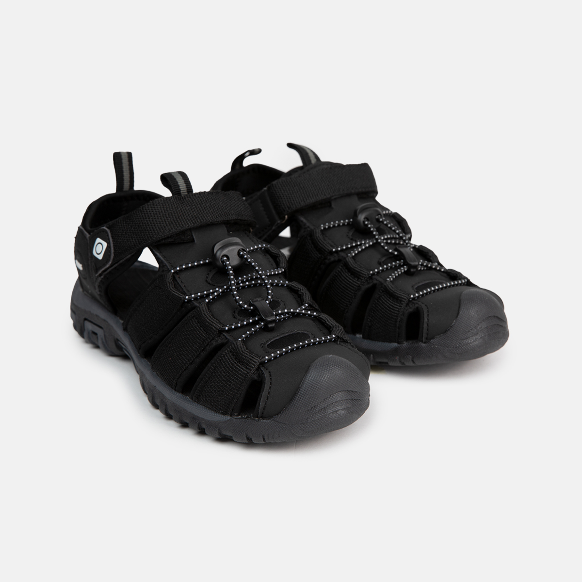UNISEX'S FROSTY II SANDALS BLACK