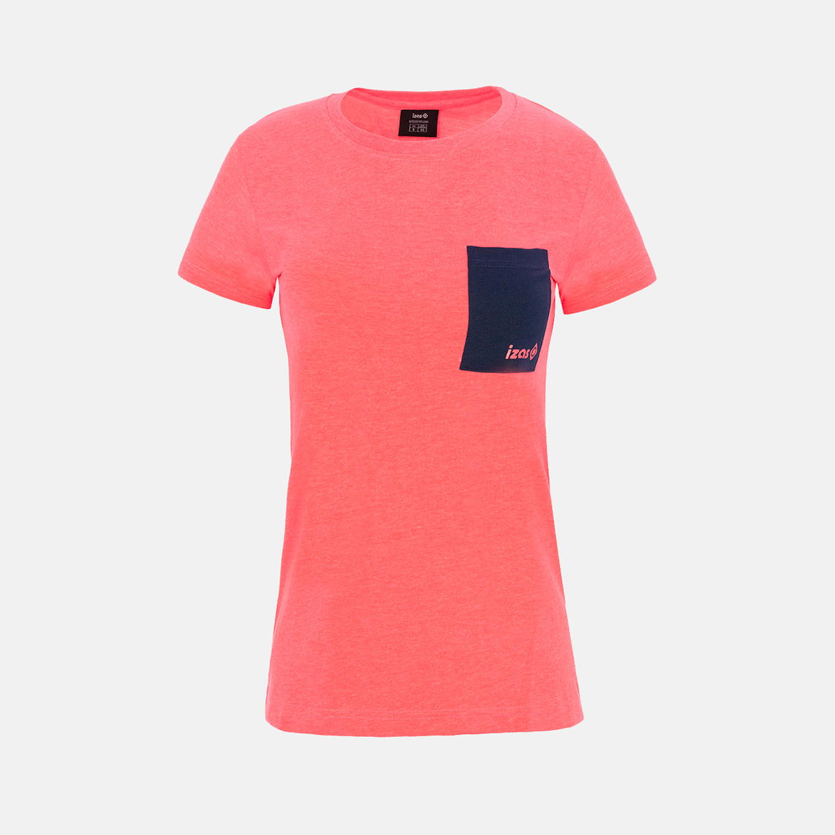 WOMAN'S DAKOTA SHORT SLEEVE T SHIRT ORANGE