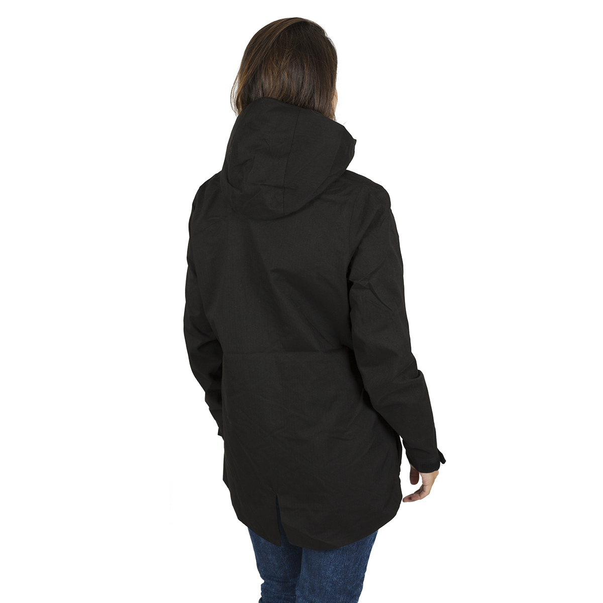 WOMAN'S JAVA PARKA BLACK