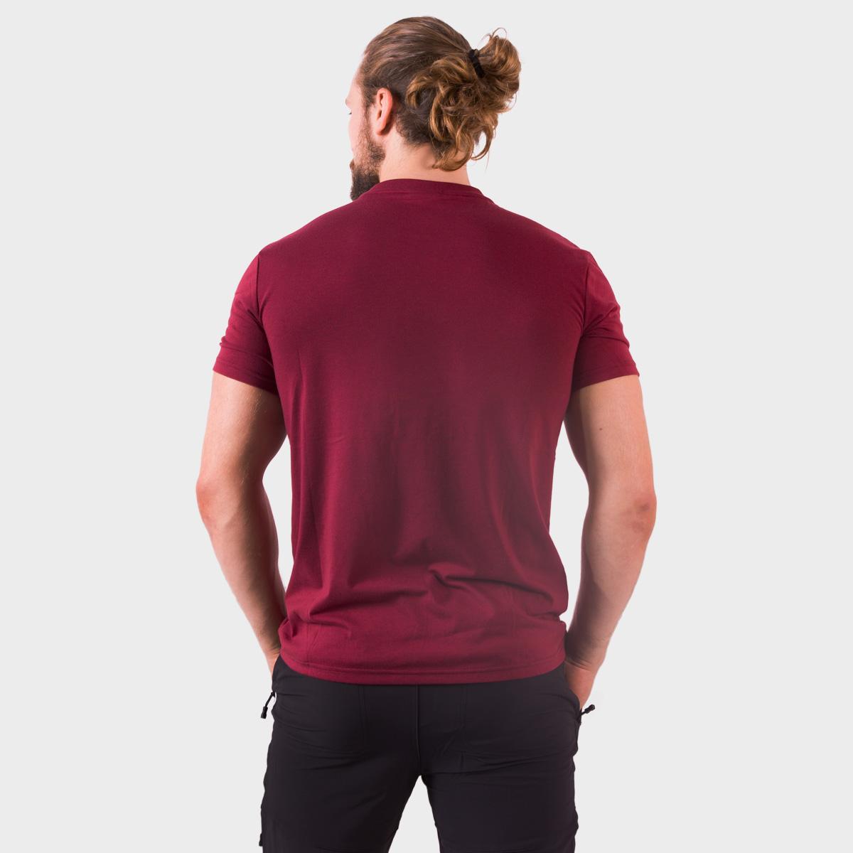 MAN'S KANSAS T-SHIRT RED