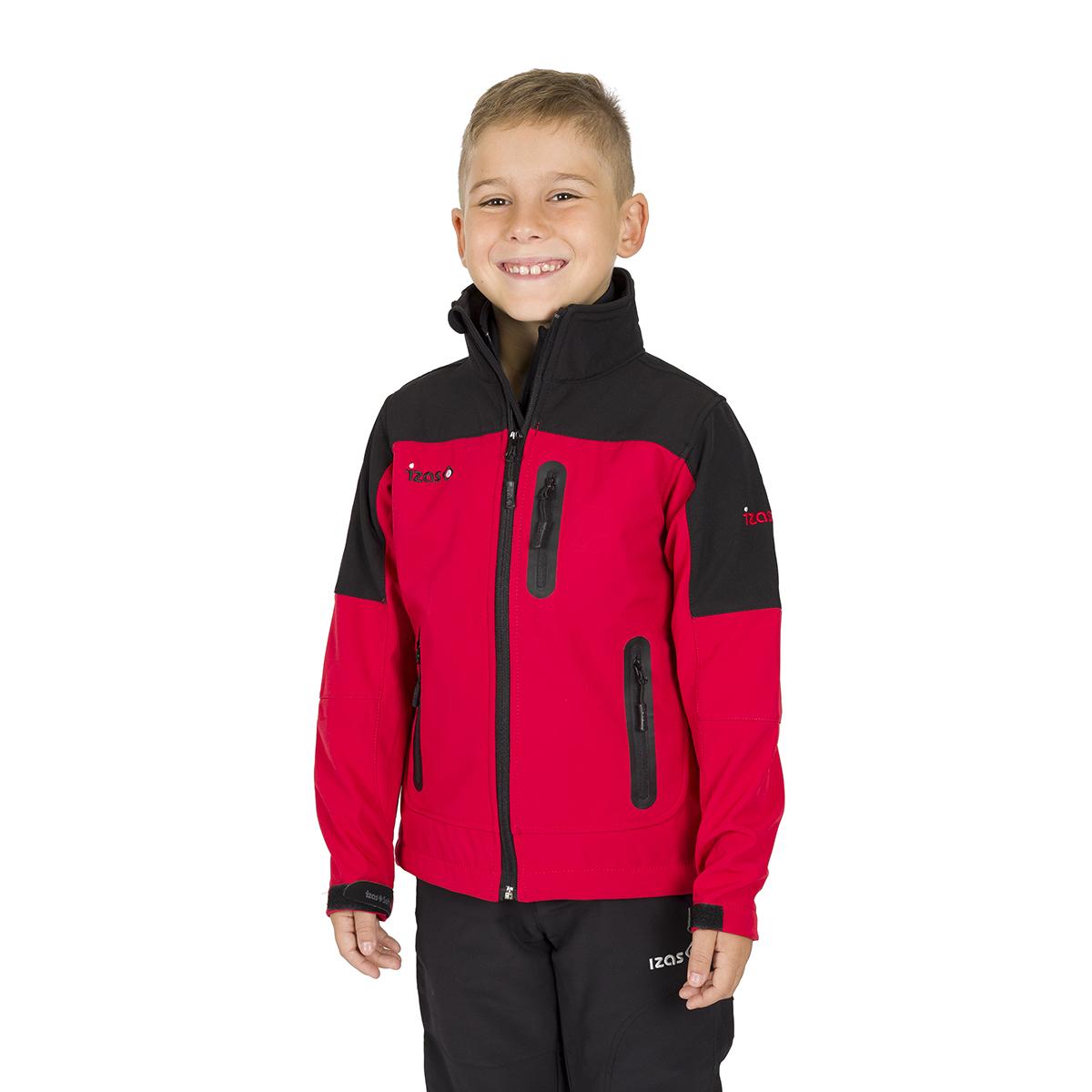 LEGAN KIDS-BLACK-RED-1