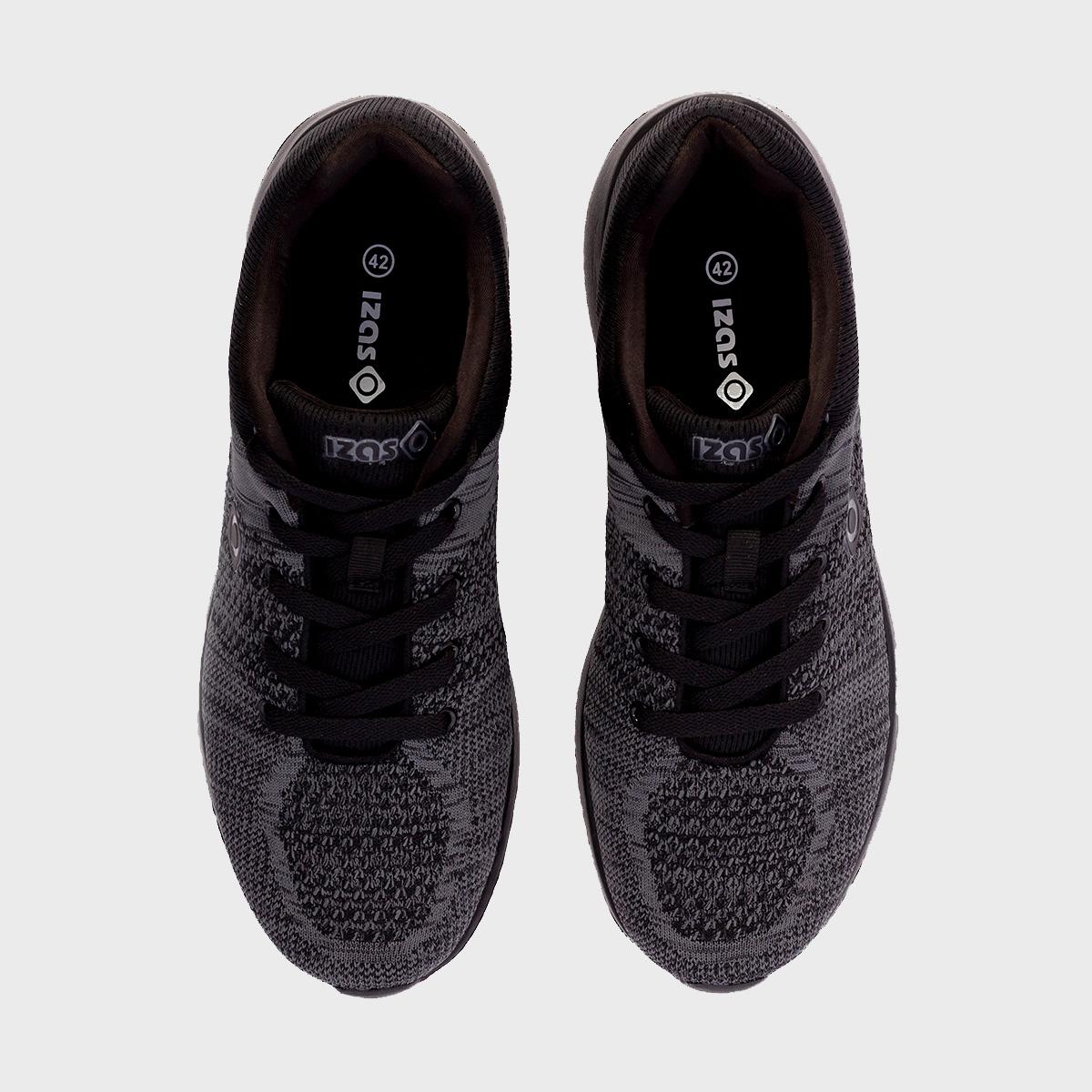 UNISEX'S LENCO SNEAKER BLACK