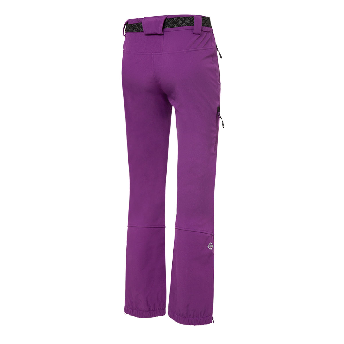 WOMAN'S ONICA SOFTSHELL PANT PURPLE