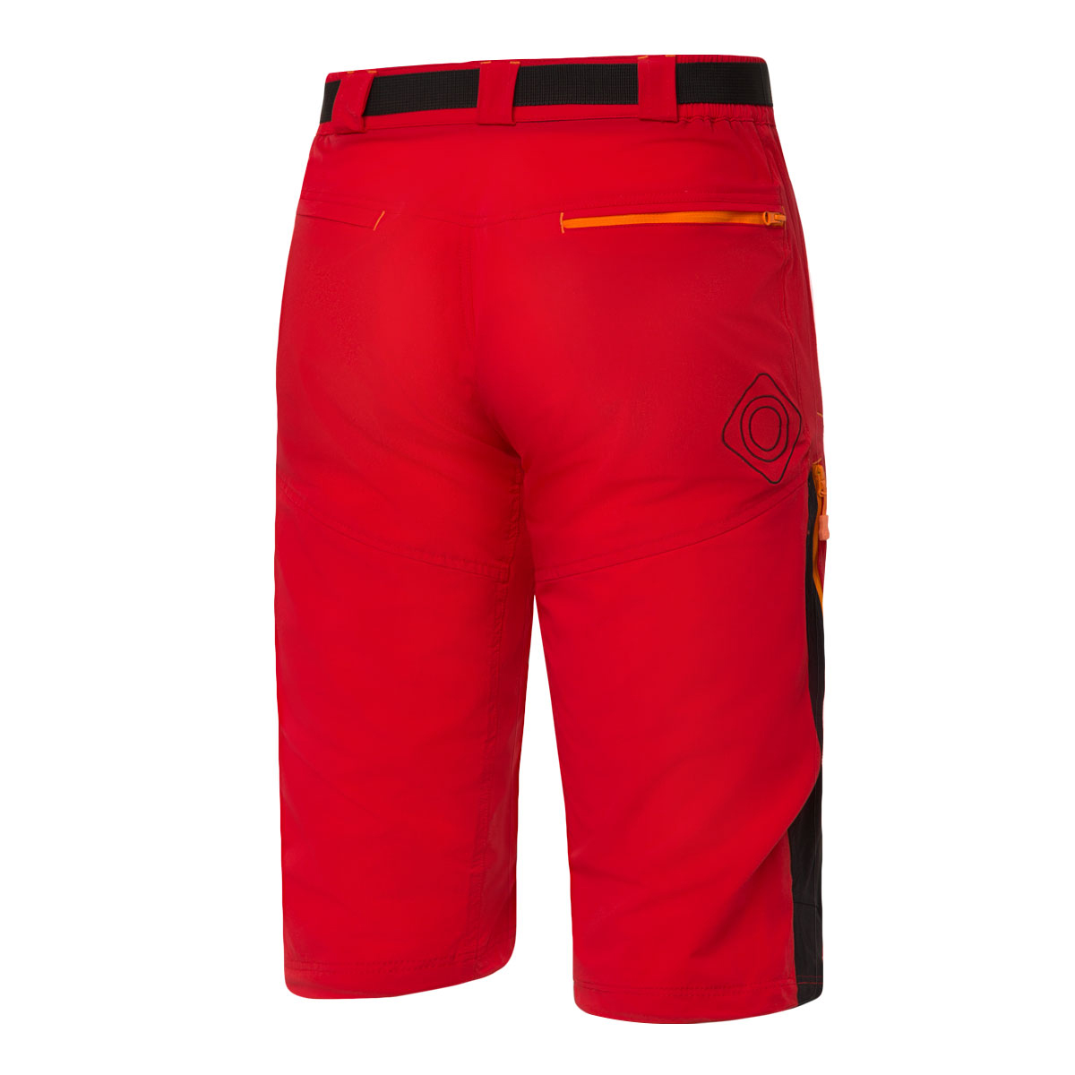 MAN'S OSPIKA 3/4 STRETCH PANT RED