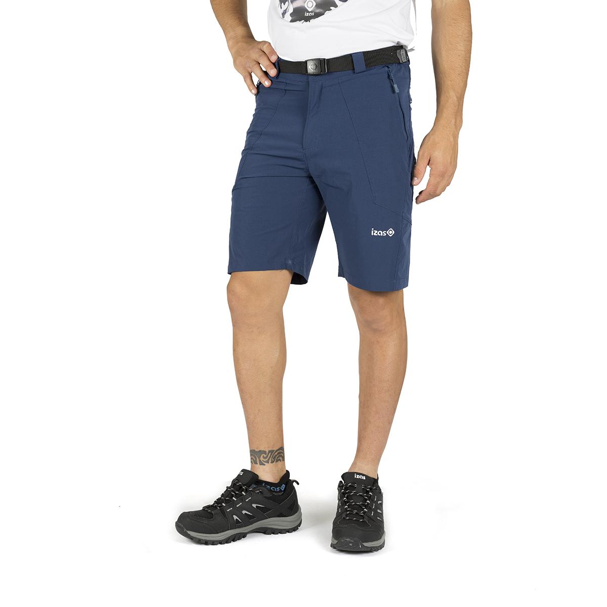 MAN'S PEAK STRETCH SHORT PANT BLUE
