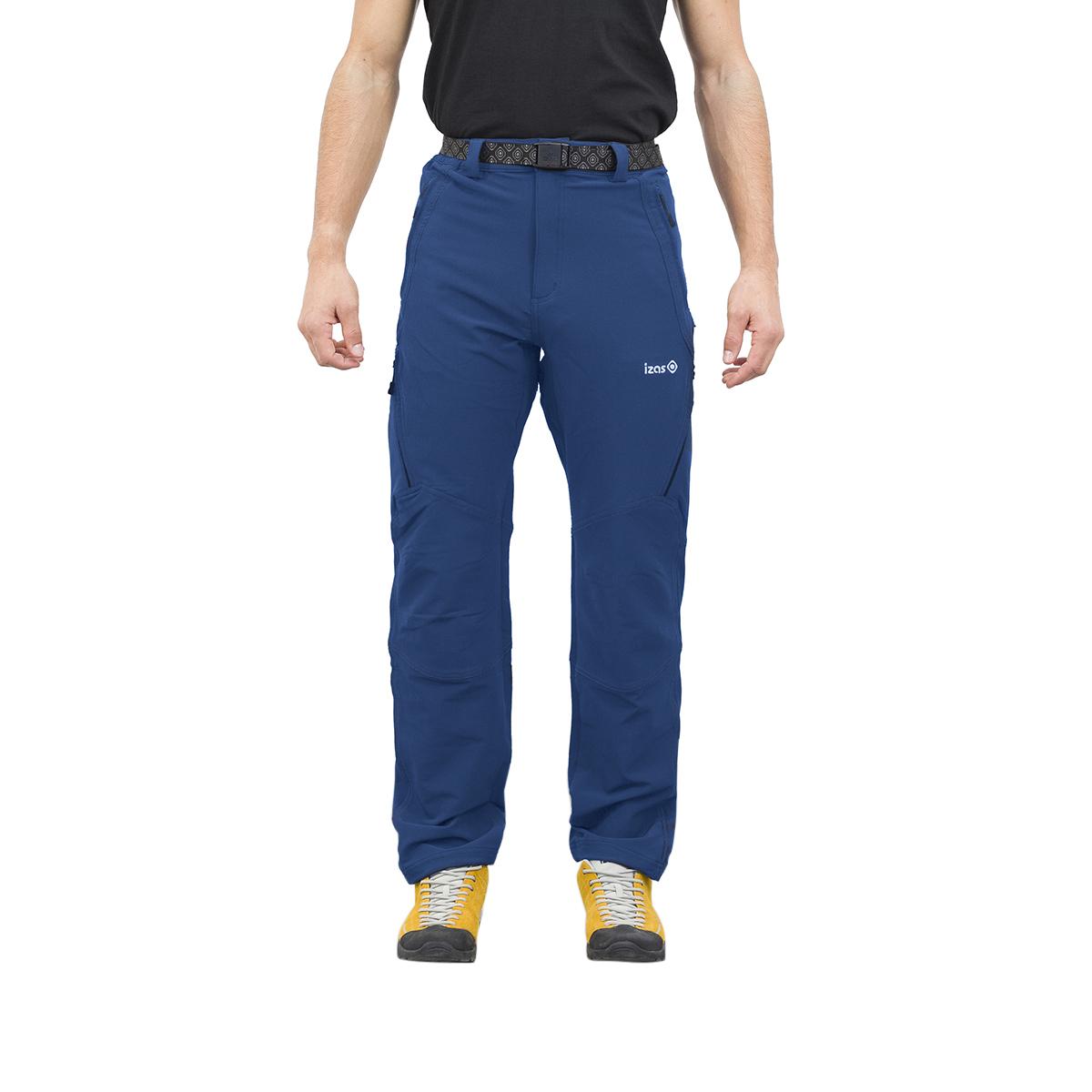 MAN'S VOIRON MOUNT-STRETCH PANT BLUE