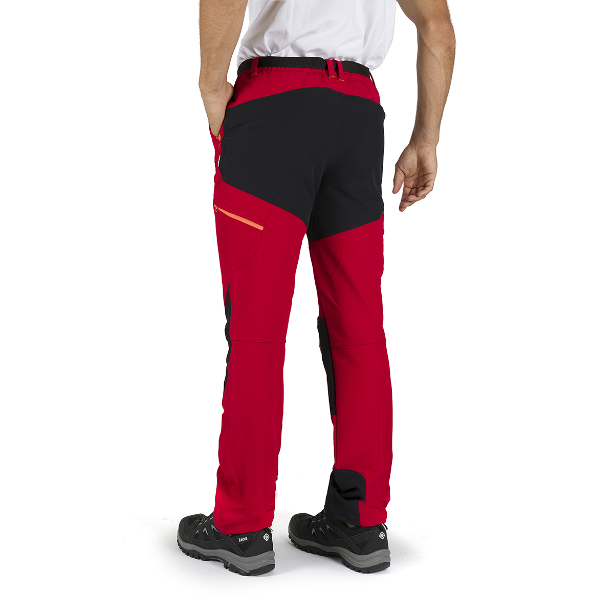 MAN'S BALTIC STRETCH PANT RED