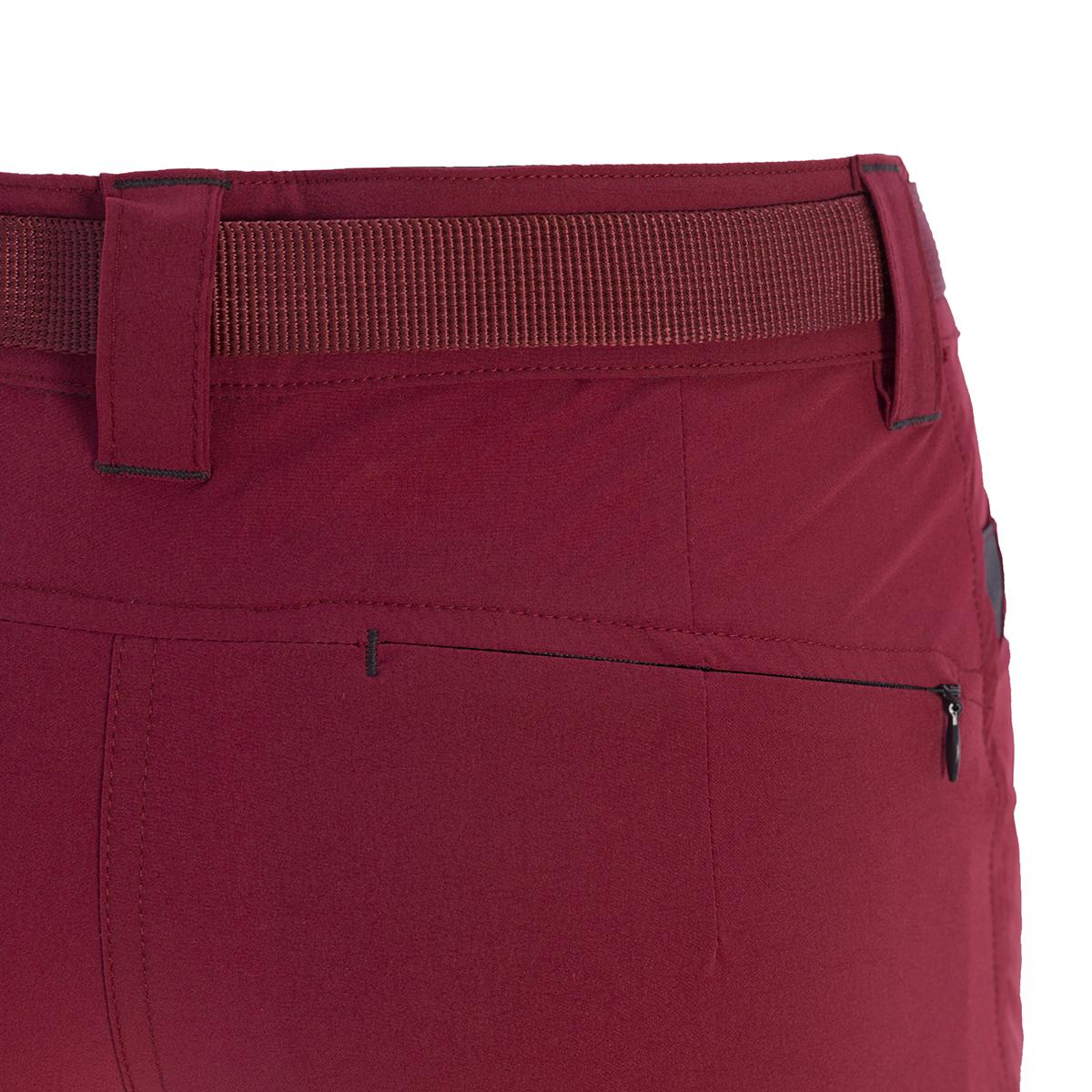 WOMAN'S TACORA STRECHT PANT RED