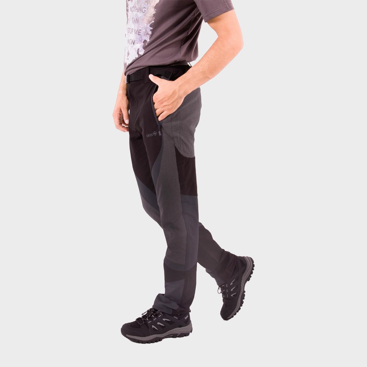MAN'S TIRICH STRETCH PANT BLACK