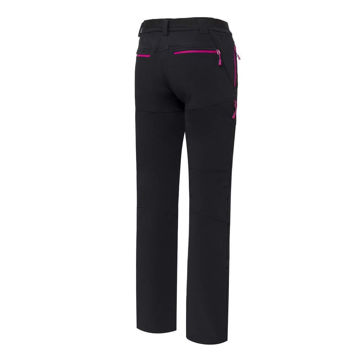 WOMAN'S VALLUNA STRETCH PANT BLACK