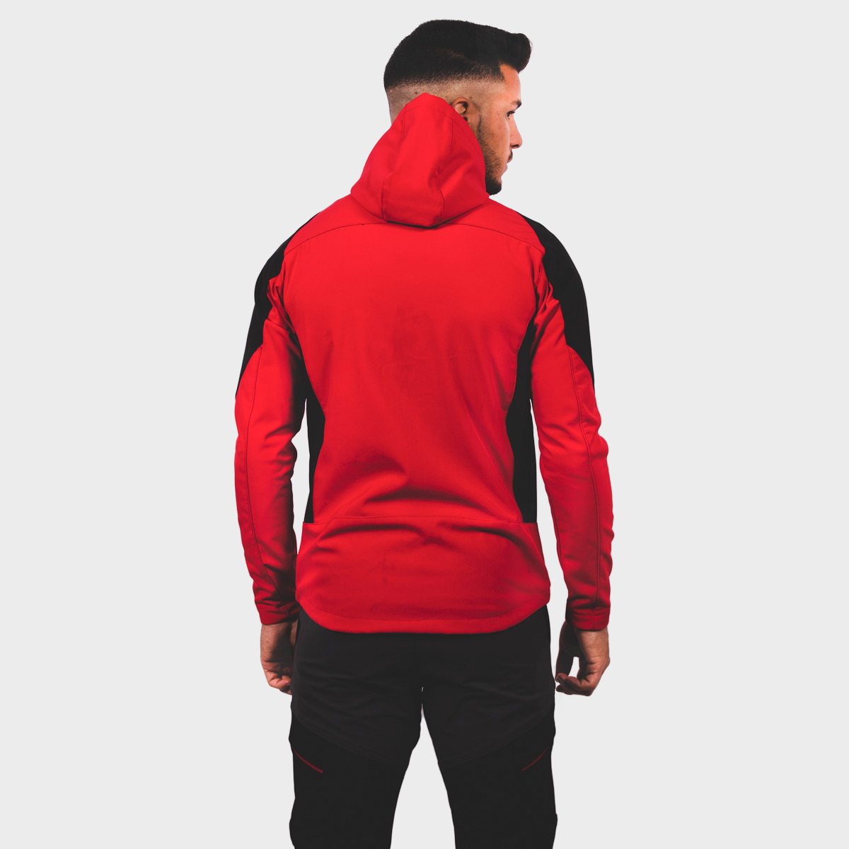 MAN'S VERAL SOFT SHELL RED